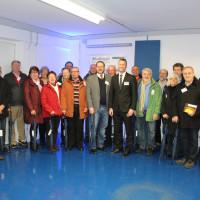 SPD-Ortsverein bei der Madinger GmbH